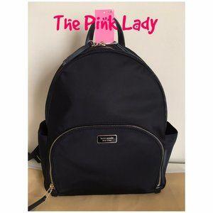 Kate Spade DAWN LARGE NYLON Travel Laptop Backpack